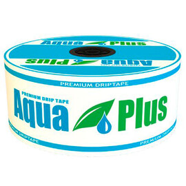 Крапельна стрічка Agua Plus щілинна 8-10-1000 300 м