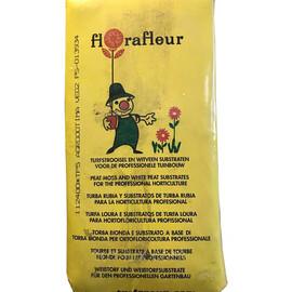 Торфяной субстрат Flora Fleur Флора Флер 320л (0-8 мм фракция)