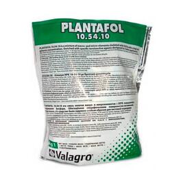 Минеральное удобрение Плантафол 10+54+10 Valagro от 1 кг, Фасовка: Проф упаковка 1 кг